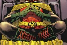 Robin / Sidekick / by David Lawrence