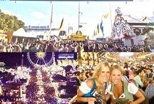 Munich & Around the World / Oktoberfest Munich & best Oktoberfest celebrations around the world - prost / cheers!