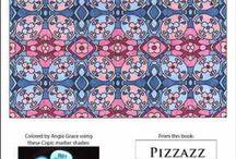 Mandalas - Copic Palette
