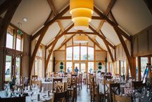 Barn Wedding Venues / Barn wedding venues in the UK.