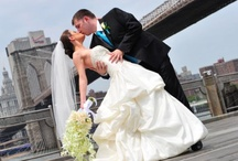New York Wedding / A big white wedding in the Big Apple!