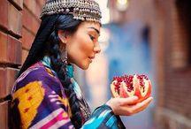 Inspirations - UZBEKISTAN