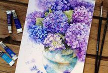 ideat maalauksiin