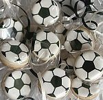 Futebol cookies