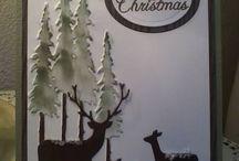 Kersthertjes
