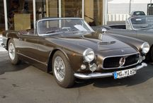 Italian Car Passion / Italian Vintage Cars