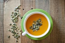 Rockin' Soups / Warm and delicious - these soup recipes are like a hug in a bowl.