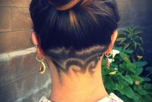 hår tatueringar
