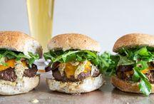 Burgers/Sandwiches (Non Veg)