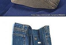 carteras jeans