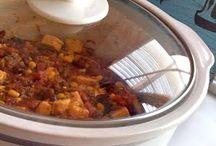 Crock-Pot Reciepts / by Jonee Callahan