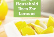 Homemade: Cleaning Products