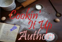 Cooking It Up with Authors