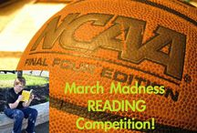 March Madness Reading Month