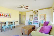 SAY YES TO COLOR / Here are some selections from our work where we used bold colors