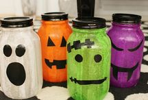 Halloween Fun / Halloween crafts, DIY projects, fun food and more!
