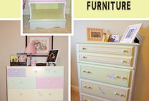 Furniture / refinishing ideas / by Mary Steinhilber