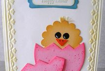 Easter Cards and Crafts