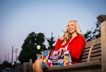 Wax fabric Handbags / Exotic luxury handbags from Fricaine