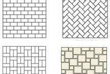Diagonal inspiration