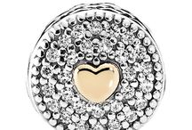 Pandora Essence Charms / Coupon code: Pandora2017, $10 for over $100 order Free Shipping : Over $70 order