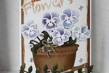 Marianne Design Cards & Crafts / Beautiful cutting dies, embossing folders, stamps, papers and embellishments for card making and papercrafts.