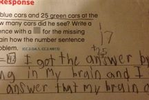 The Devastation that is Common Core / by Heidi Brown
