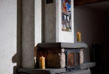 Piece kaflowe / Niezwykła różnorodność dekoracyjnych piecy kaflowych pozwoli Wam idealnie wykreować wspaniały kątek do spędzania czasu z rodziną.