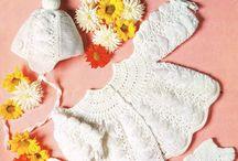 Vintage knitting patterns / crochet