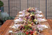 Peach & Gold Wedding Theme - Michey's Wedding