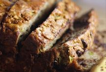 food - banana bread / by Christine Higgins Tetzlaff
