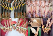 Shaunelle. Bridal Styles I Like / Collage presentation of bridal styles found from sources online and shared on my facebook page. I own no rights to these images.