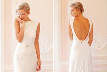 """Wedding Dresses / """"A wedding dress is both an intimate and personal for a woman - it must reflect the personality and style of the bride."""" ~ Carolina Herrera   / by The Wedding Printer"""