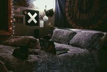 quartos e casais tumblr