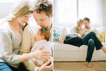 Katie + Mark + baby | Feb 2015