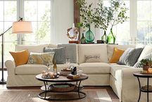 Living room, sofa&desk