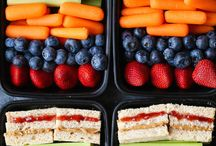 Healthy food boxes