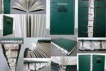 Bookbinding * Encuadernación