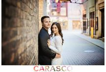 City Chic Engagement Sessions