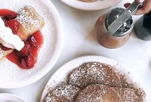 National Pancake Day, Y'all / Reese's favorite pancakes can be found at Pancake Pantry in Nashville, photos by Kate Davis