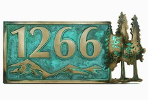 house signs / by Susan Wuest