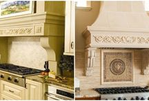 Ways to Upgrade a Kitchen / The upgrade options you have can be as little as changing the light switch plates on your walls to as large as installing a new stone range hood or replacing your sink. Your kitchen is a gathering place for friends and family alike and where you likely spend a lot of your time with loved ones so any change you make should be something both you and your children will love. A small change can make a big difference and a big addition can simply bring a room together.