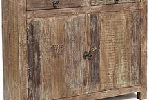 Reclaimed wood / by Jane Oetterer