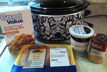 Crock pot meals / by Tina Stillwagoner Harman