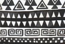 Africa. Textile. Ornament. Африка. Текстиль. Орнамент.