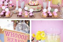 Jen baby shower / by Abbie Tweedel