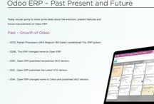 Odoo ERP – Past  Present and Future