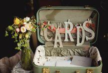 wedding decor / by Tammy Renfro