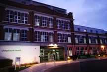 Private hospital services for York