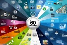 Infografías / Información visual sobre diseño, tecnología y comunicación